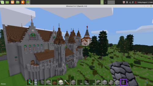 Castle by Goerge