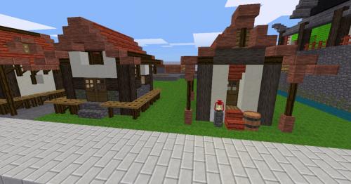 mini Japanese houses part 1