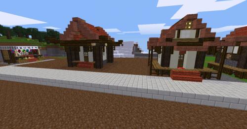 mini Japanese houses part 2